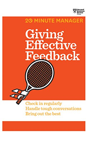 Giving Effective Feedback (HBR 20-Minute Manager Series) by Audible Studios on Brilliance Audio