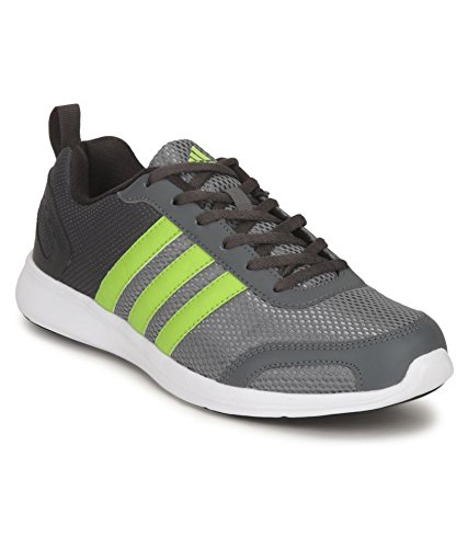 Adidas uomini astrolite m grey scarpe da corsa 9 uk / india - ue