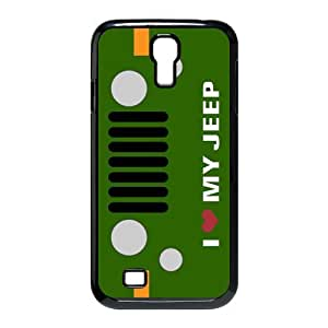 Personalized Design Jeep Car SamSung Galaxy S4 I9500 Case, Wholesale Hot Selling JeepGalaxy S4 Case