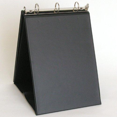 amazon com storesmart flip chart binder portrait vertical