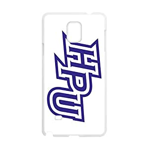 NCAA High Point Panthers White Phone Case for Samsung Galaxy Note4