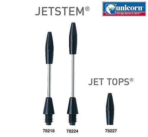 Unicorn Jetstem Short Shaft One Size Small Thread Black