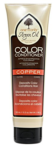 One N Only Argan Oil Condition Color Copper 5.2 Ounce (150ml)
