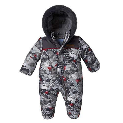 Wippette Pram for Infants; Adorable Snowsuit Baby Boy Size