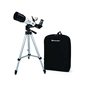 Celestron EclipSmart Solar Telescope 50 with Tripod and Backpack