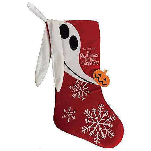 Nightmare Before Christmas Disney The Zero Hanging Stocking ()