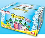 Kisko Kids Freeze Pops .75 Oz 100 Ct(uscandyonline)