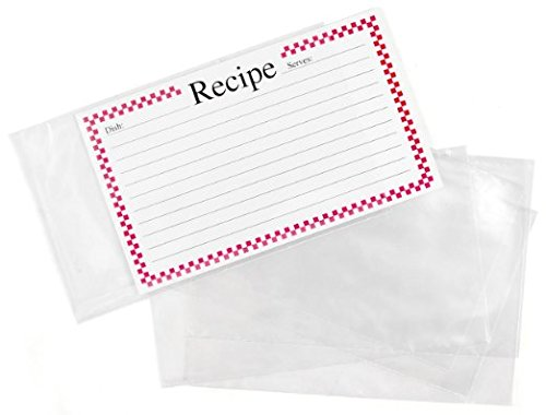 recipe cards covers - 2