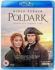 Poldark Series 5 Blu-Ray [2019]