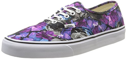 Vans Digi Floral Authentic mens skateboarding-shoes VN-00AIGH9_6.5 – multi/true white