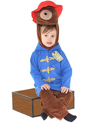 Paddington Bear World Book Day Fancy Dress Costume age 3-5