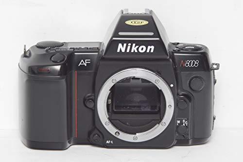 Nikon AF N8008 Single Lens Reflex Film Camera Body (Single Lens Reflex Camera Nikon)