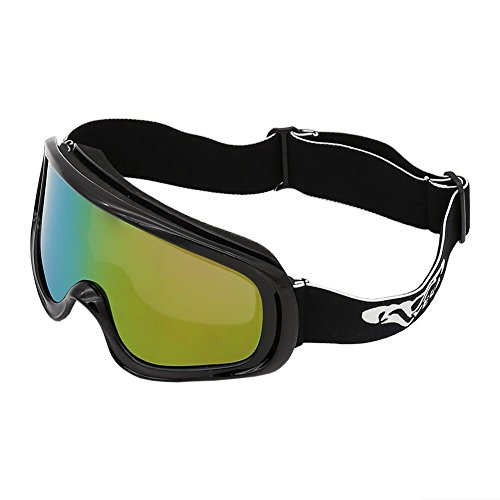 Fantastic Zone OTG Ski Goggles, Over Glasses Ski Snowboard Goggles for Men, Women & Youth - 100% UV - On Sunglasses Smith Sale
