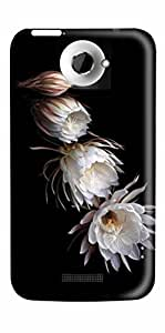 3D Hard Plastic Case Cover For HTC ONE X Unique DEsign PC Skin Shell For HTC ONE X With White art