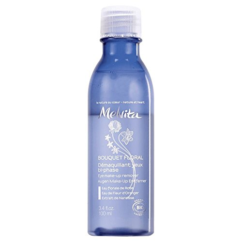 Melvita Floral Bouquet Eye Makeup Remover 100ml by Melvita (Image #1)