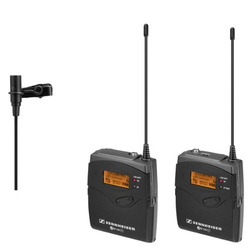 Sennheiser EW 112P G3-A omni-directional EW system