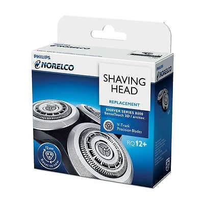 Norelco Rq10 Replacement Head (Philips Norelco RQ12 Plus+ SensoTouch 3D Replacement Head, Arcitec RQ10 Upgrade For 1050X 1060X 1250X 1255X 1260X 1280X 1290X and more!)