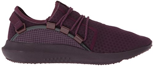 Armour 1 Under Women RailFit Merlot 500 Anthracite gddqPw
