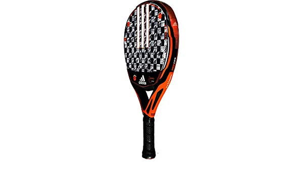Amazon.com : adidas Adipower Control 1.9 Orange/Black/Silver Advanced-Professional Padel Racket : Sports & Outdoors