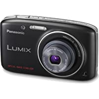 Panasonic Lumix S2 14.1 MP Digital Camera with 4x Optical Zoom (Black) Explained Review Image