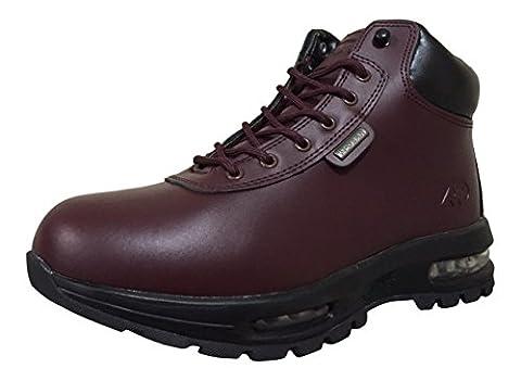 Mountain Gear Mens Cam Boot, Burgundy, 10 M US