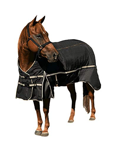 - Noble Outfitters Guardsman 4in1 Turnout Blanket 78