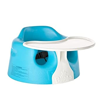 Other Useful Bumbo Baby Seat blue