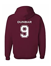Adult Teen Wolf Beacon Hills Dunbar 9 Hoodie READ Important NOTE