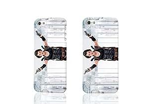 Resident Evil Custom Diy Unique Image Durable 3D Case Iphone 5 5S Hard Case Cover