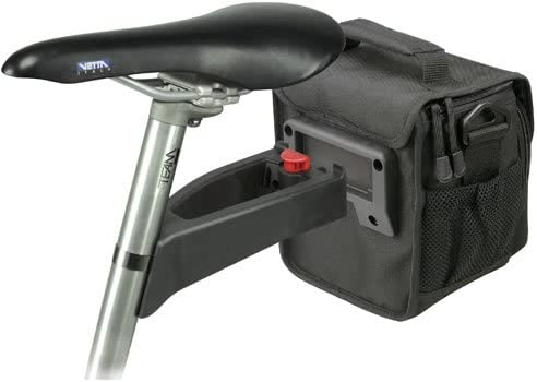Seatpost d:25-32mm 0217.. Rixen /& Kaul KLICKfix Saddle Base Adapter Complete F