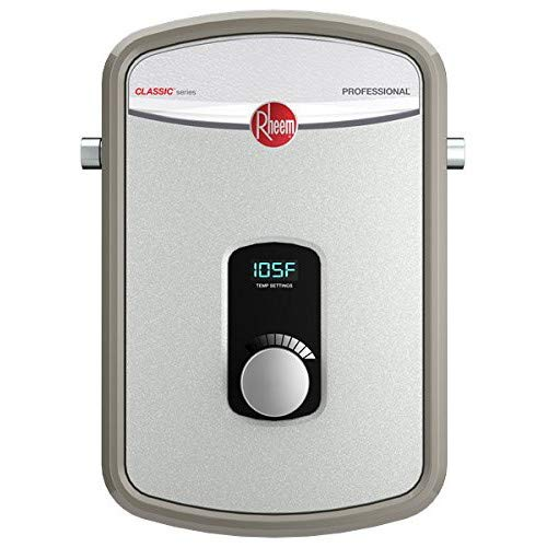 (Rheem 240V Heating Chamber RTEX-08 Residential Tankless Water)