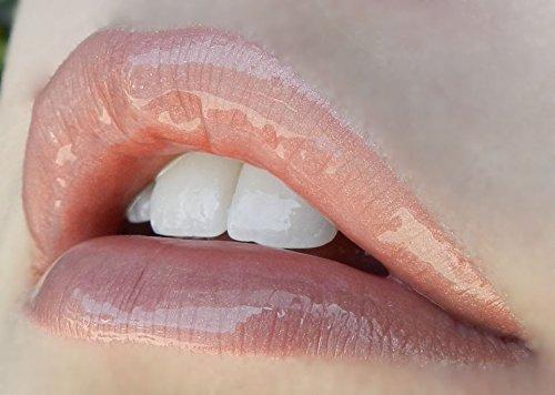 LipSense Trio (Pink Champagne) Lip Color, Glossy Gloss and Ooops Remover - Lip Pink Gloss Champagne