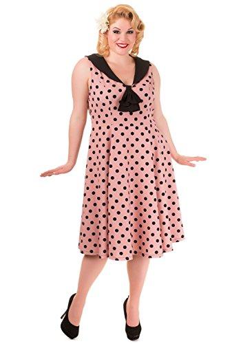Apparel beige Schlauch Damen Beige Kleid Variante Banned FwdqF