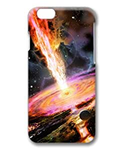 iCustomonline Amazing Universe Nebula Personalized 3D Back Case for iPhone 6( 4.7 inch)