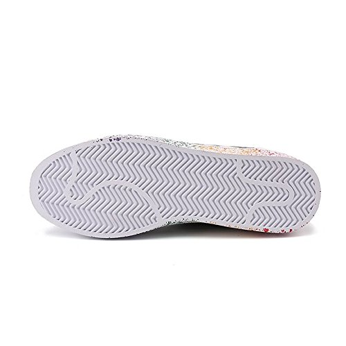 Baskets White Shufang Gray And shoes Homme pour Mode 4n41Xxwz5q