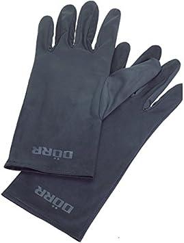 Schwarz Dorr Mikrofaser-Handschuhe