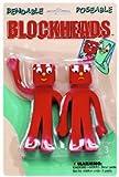 """: Blockheads 5"""" Pair"""