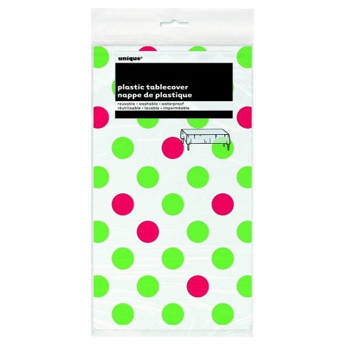 Review Red & Green Polka