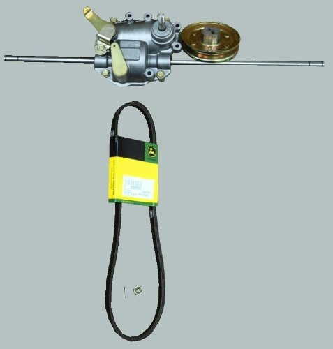 John Deere Original Equipment Transmission & Belt #AM1254...