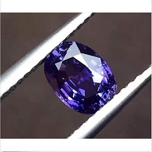 FidgetKute Purple Sapphire 15x20mm 29.53cts Oval Faceted