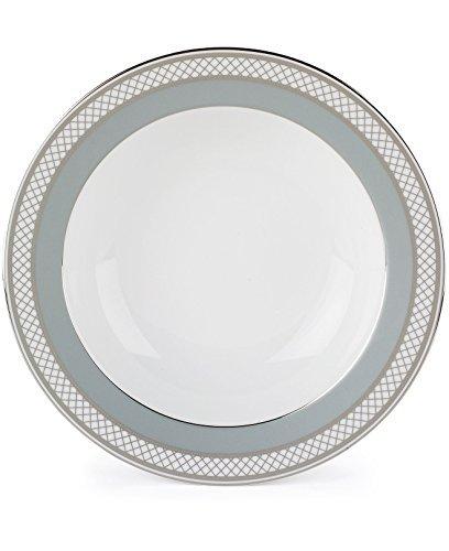 (Lauren by Ralph Lauren Silk Ribbon Slate Salad Plate)