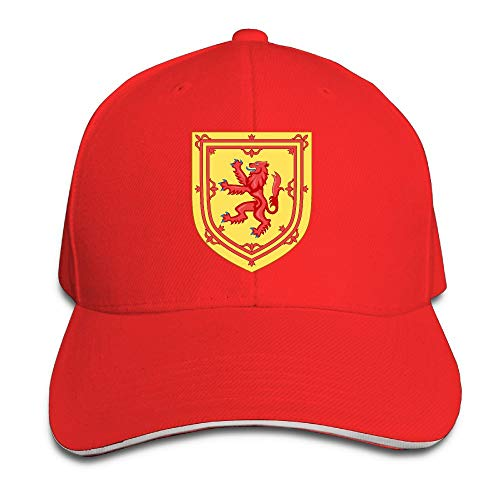 - Royal Arms of Scotland Adjustable Baseball Hat Dad Hats Trucker Hat Sandwich Visor Cap