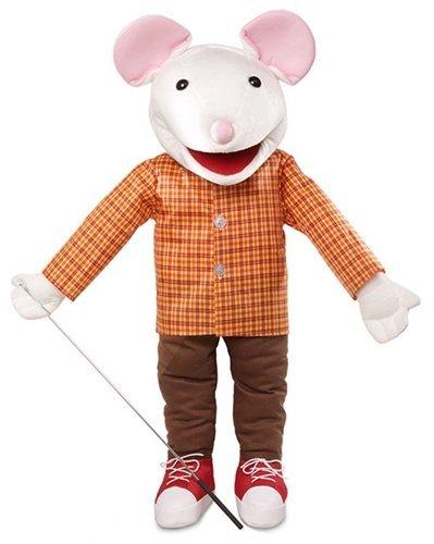 Sillypuppets Handpuppe Maus B01MG40LOA Handpuppen Spielen Sie Leidenschaft, spielen Sie die Ernte, spielen Sie die Welt | Hohe Qualität und Wirtschaftlichkeit