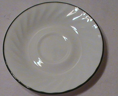 Ivy Saucer - Corning Corelle Callaway Ivy Saucers - Set of 4