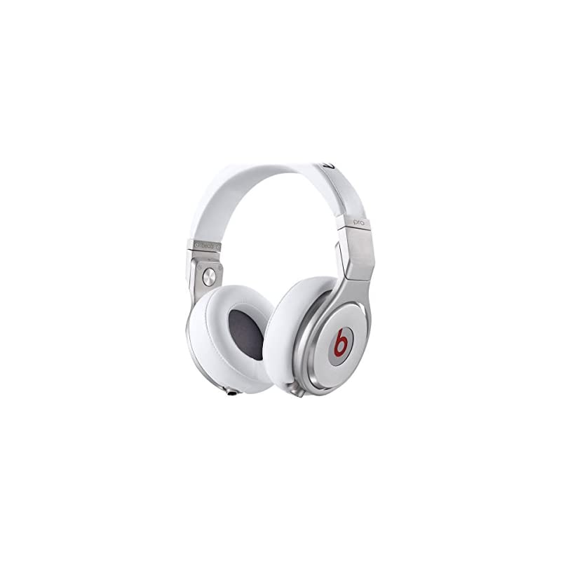 Beats Pro Wired Over-Ear Headphone - Whi