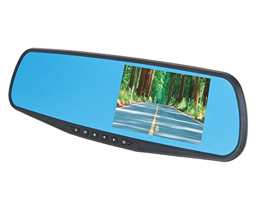 DS18 EAGLE Rearview Mirror with 4.3