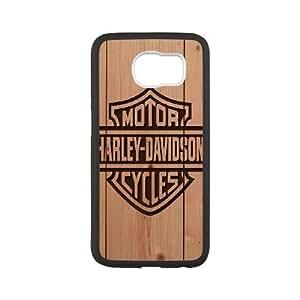 Samsung Galaxy S6 Phone Case White Harley Davidson DL8552691