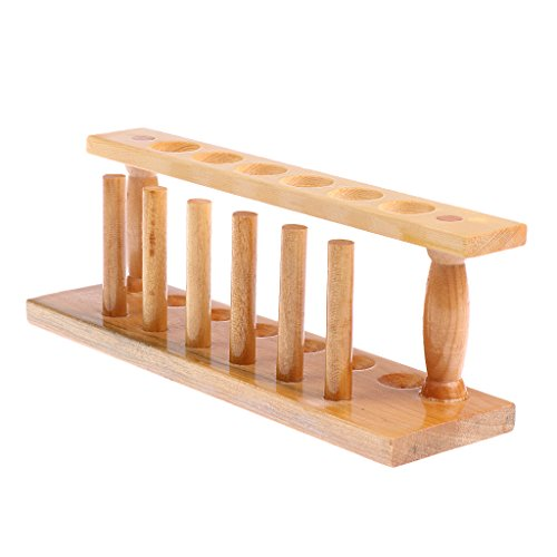 Homyl Storage Stand Test Tube Rack Test Tubes Holder School