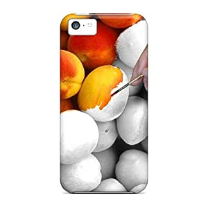 Pretty TMN1856aogK Iphone 5c Case Cover/ Painting Series High Quality Case