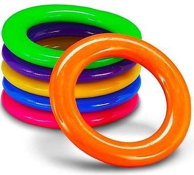 Pack 6 Cane Rack Rings